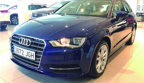 Audi A3 Sportback TDI 150cv Advanced