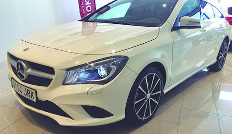 Mercedes Benz CLA Shootingbrake 200CDI 136cv