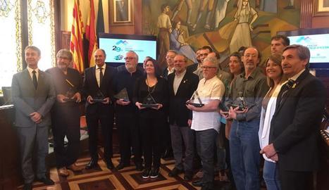 Premi Pica d'Estats per a SEGRE per un reportatge del 'Lectura' sobre la floració dels fruiters en el Baix Segre