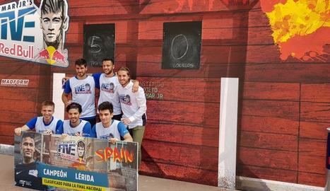 Tropicals, a l'Estatal del torneig de Neymar
