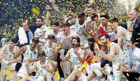 El Reial Madrid es proclama campió d'Europa per desena vegada