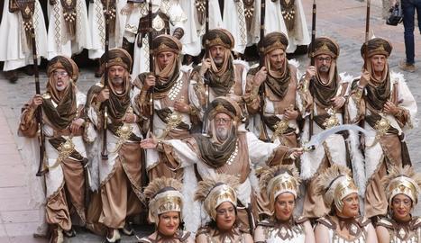 Festa de Moros i Cristians 2018