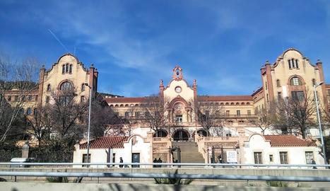 Aquesta foto de l'Institut Vall d'Hebron de Barcelona, acumula 1.514.000 visualitzacions fins al moment.