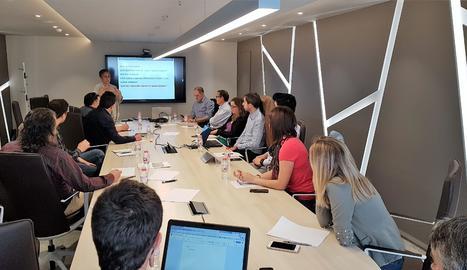 Deu empreses inicien el seu procés de creixement amb el programa Lleida StartUp