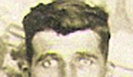 Josep Coll Escolà. Soldat republicà mort a Lleida.