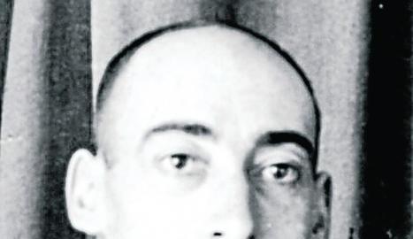 Juan Colom Solé. Soldat republicà mort a Lleida.