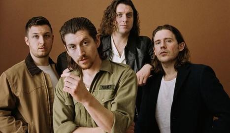 Arctic Monkeys, un dels caps de cartell d'aquesta edició.