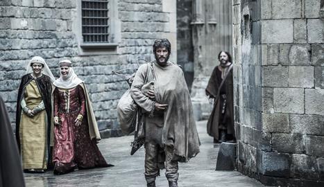 Un fotograma del primer capítol de la sèrie que estrena Antena 3.