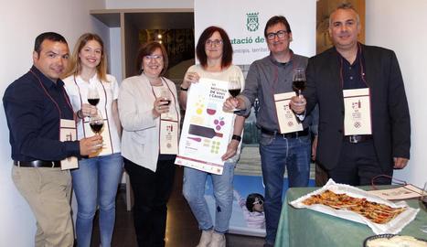 La Diputació de Lleida va acollir ahir la presentació del festival.