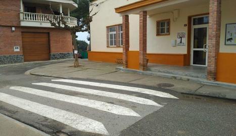 L'escola de Torrelameu, que s'annexionarà la guarderia i salvarà així un problema d'espai.