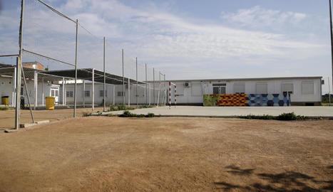 Les obres del nou institut s'iniciaran abans d'acabar el mes i s'allargaran gairebé dos anys.