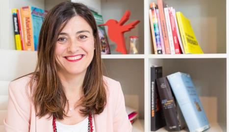 """Glòria Martínez: """"Com a empresària, has de saber quant et costa sortir a fer un cafè amb una amiga a mig matí"""""""