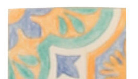 a escala. Les làmines de Casa Melcior són una reproducció a escala de les autèntiques, del pis de Sandoway.