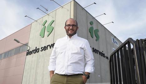 Marc Ceron, conseller delegat