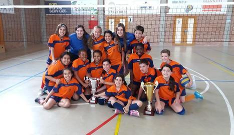El Pràctiques 1 Annexa guanya la Copa escolar