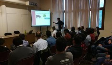 Jornada a Sort sobre la situació de la tuberculosi en fauna i ramats domèstics al Pallars i Alt Urgell