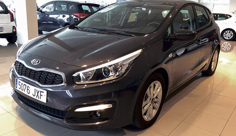 Kia Cee'd 1.4 CRDI Business