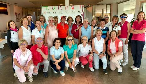 Torneig Opticarlos al Raimat Golf Club