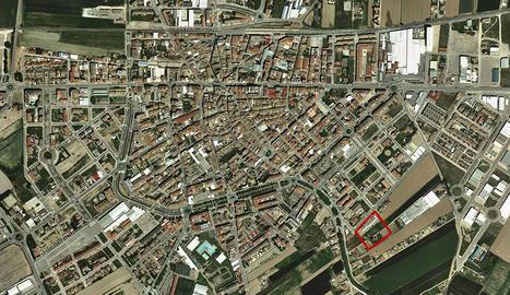 Urbanisme dóna llum verda a la construcció del nou institut a Mollerussa