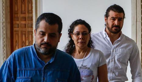 Primers presos opositors alliberats pel Govern de Veneçuela.