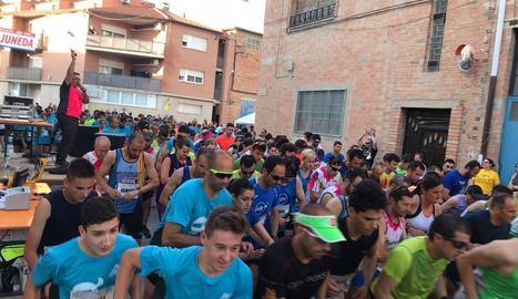 Juneda celebra la cinquena edició de la Cursa de les Cassoles