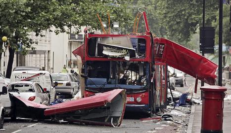 Un atac d'Al-Qaeda deixa 56 morts a Londres