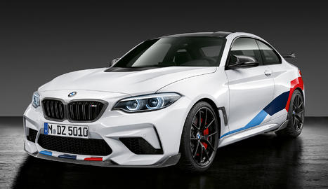 S'oferiran com accessoris originals BMW