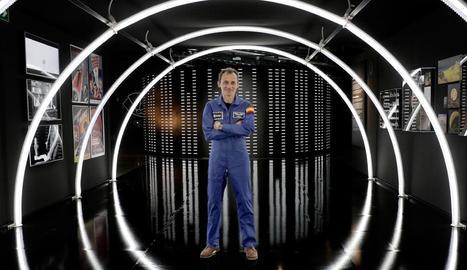 El ministre astronauta