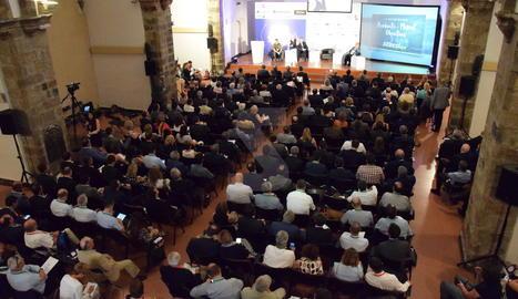 La Trobada Empresarial al Pirineu se celebra a la Seu d'Urgell