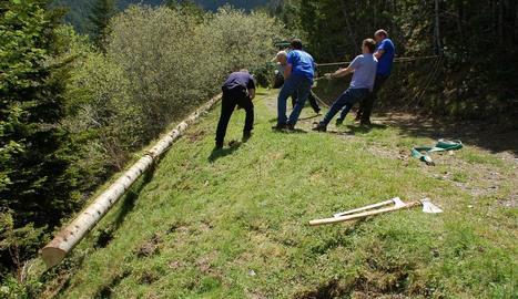 Falles del Baix Segre per a l'Alta Ribagorça