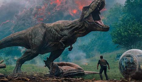 Bayona i els dinosaures
