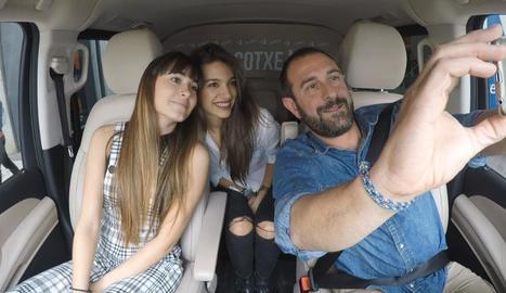 Ana i Aitana, de copilots