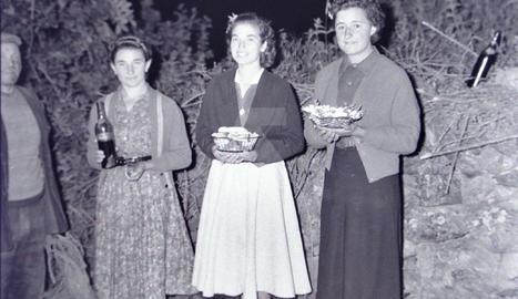 El fotògraf Pere Català Roca va immortalitzar les falles d'Isil el 1957