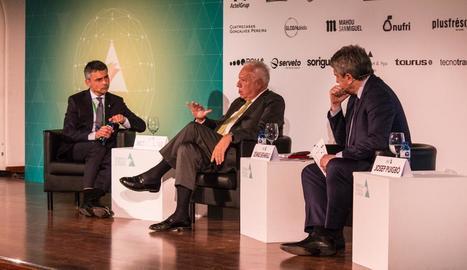 Margallo, en una edició anterior de la Trobada