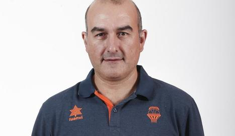 Jaume Ponsarnau fa dos temporades que és al club valencià.