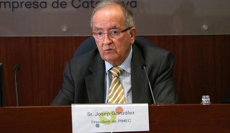 Josep Gonzàlez.