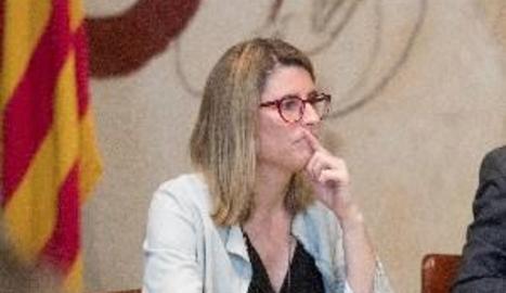 El Govern vincula l'operació policial a Catalunya amb la sentència contra Urdangarin