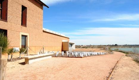 Imatge de l'edifici de Cal Sinén.