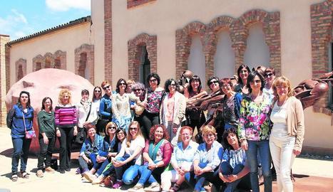 Professionals del sector sanitari de Lleida es reuneixen a Almacelles