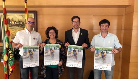 La prova es va presentar ahir al consell comarcal del Segrià.