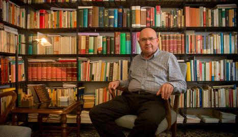 """Ramon Prat: """"Fa molts anys que vaig renunciar a imaginar-me què hi ha després de la mort"""""""
