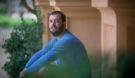 """Marc Biosca: """"Fins a la literatura de Moncada mai tanta gent de la Franja havia llegit en català"""""""