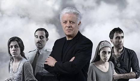 Imatge promocional de l'obra 'Camins tancats'.