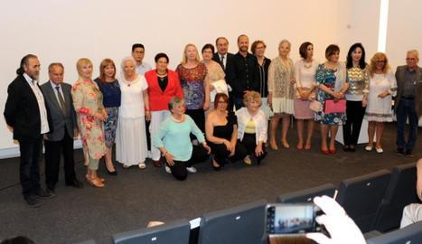 Premi a la poesia de la lleidatana Toñy Castillo