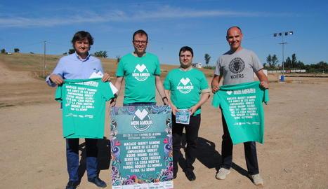 L'esdeveniment es portarà a terme al parc de la Serra.