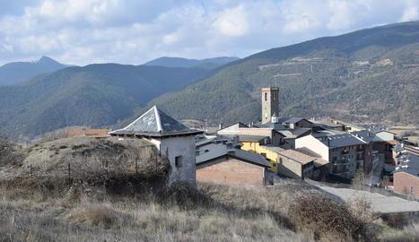Imatge d'arxiu de Ribera d'Urgellet.