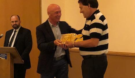 Marc Duran i Oriol Monzó ja s'han proclamat campions d'Espanya en dobles.