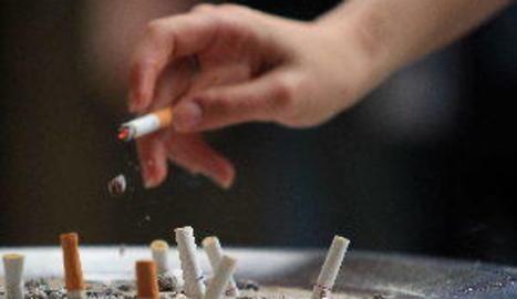 El nombre de fumadors a Espanya, al mínim