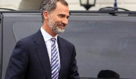 Felip VI presidirà uns Premis Princesa de Girona sense presència del Govern