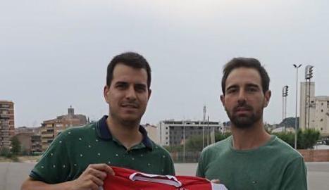 Josep Maria Tarroja, nou fitxatge per al CFS Linyola